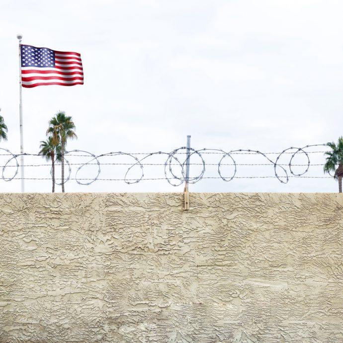 border wall SE