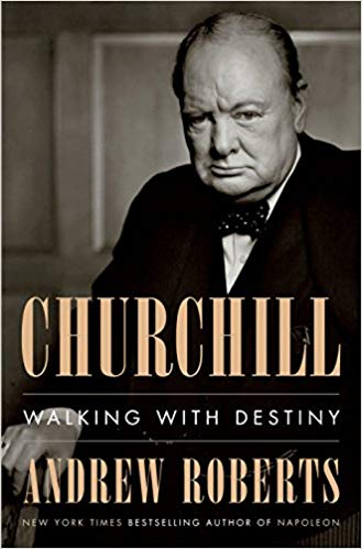 churchill by andrew roberts two