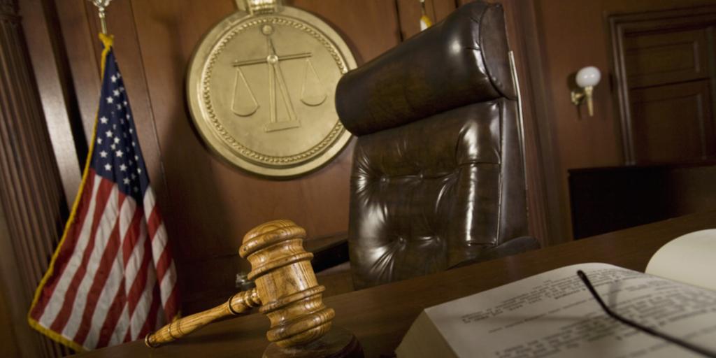 empty judge