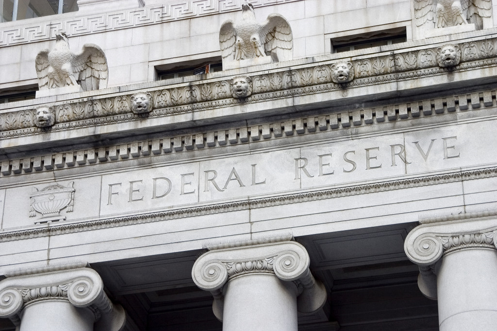 federal reserve building two