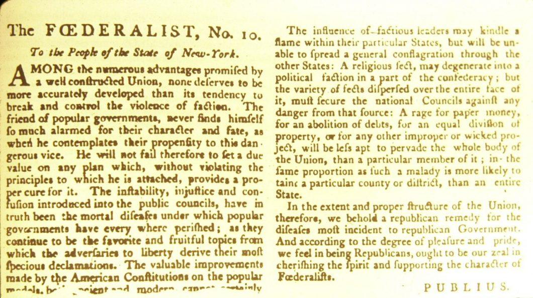 federalist10