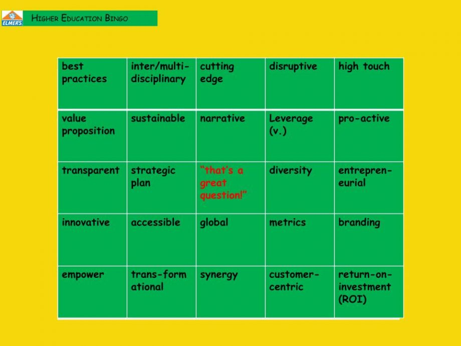 higher education bingo.pptx