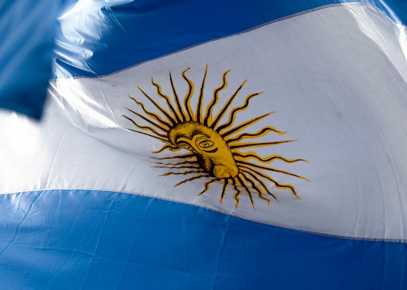 Argentina Flag 2