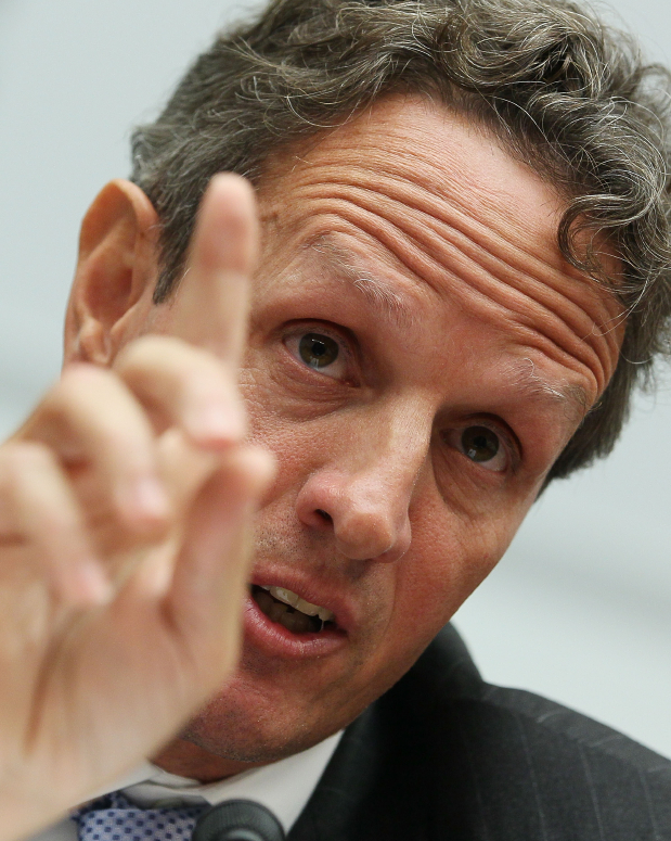 Geithner Testifies At House Hearing On International Financial System
