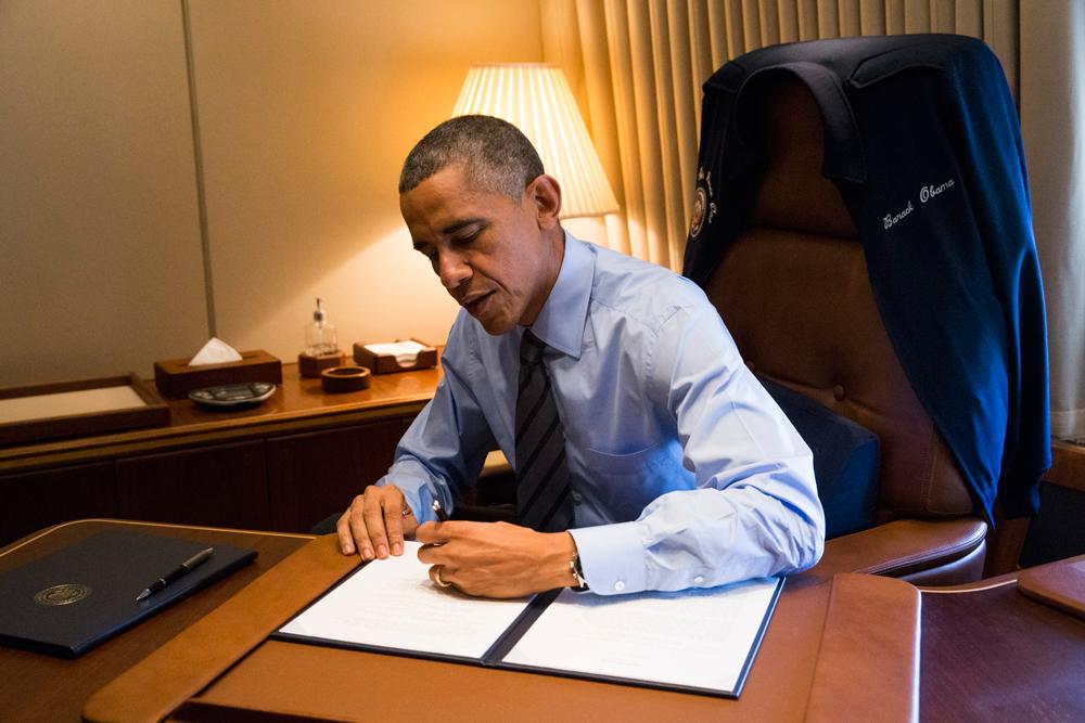 obama order