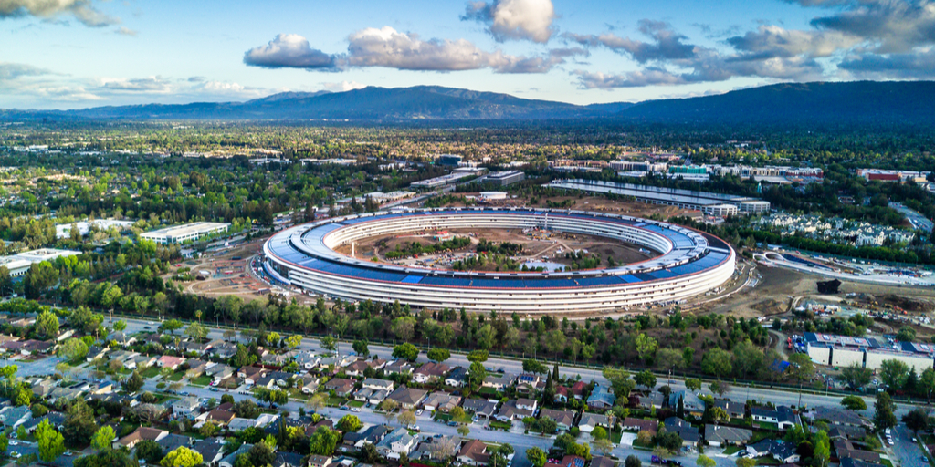 silicon valley apple hq
