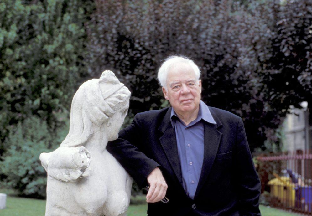 Richard RORTY – Date : 20051001 ©Basso Cannarsa/Opale
