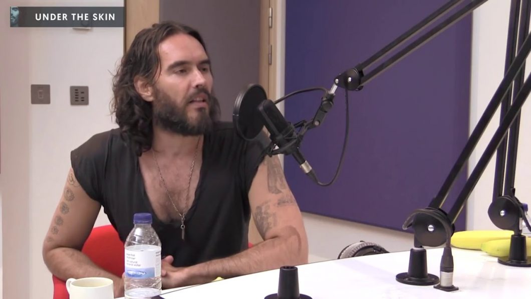 russell brand one