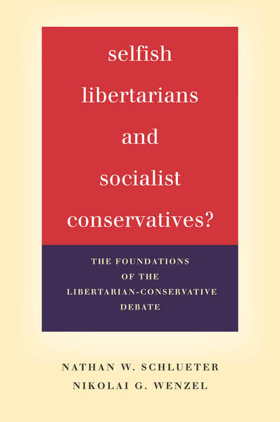 selfish libertarians