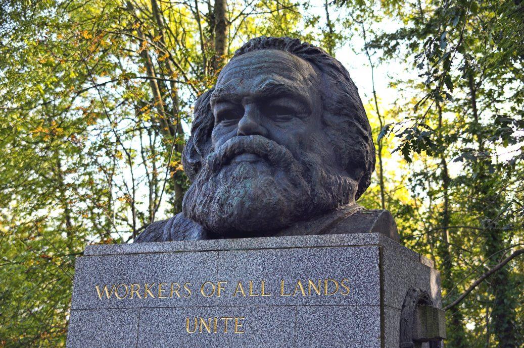 shutterstock_551878717 (Marx tomb)