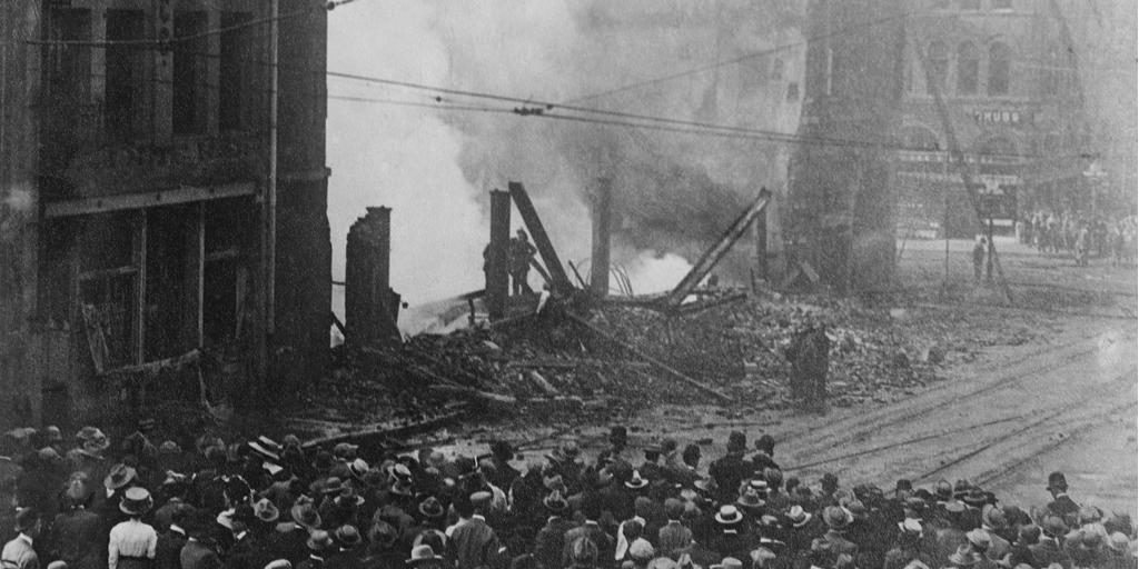 union bombing