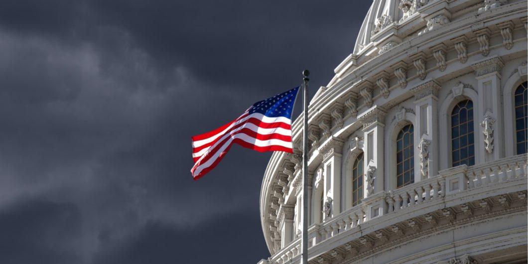 Capitol Storm Clouds