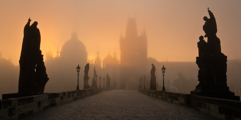 Charles Bridge-Prague
