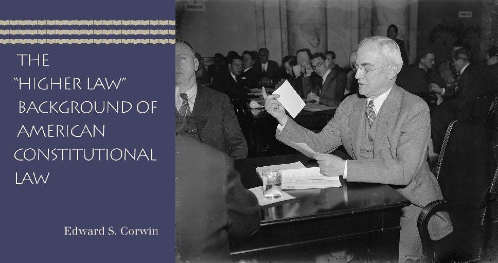Corwin cover