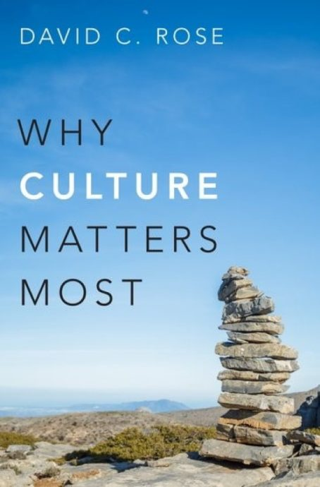 Rose why culture matters most