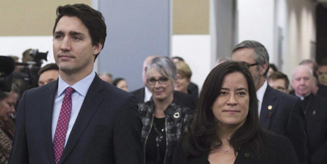 Trudeau SNC Lavalin