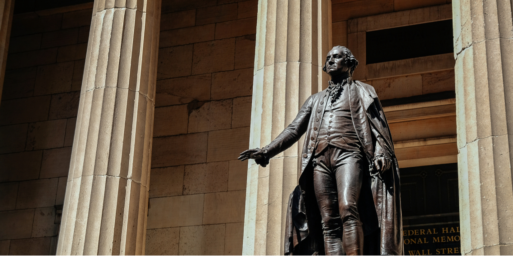 Washington at Federal Hall