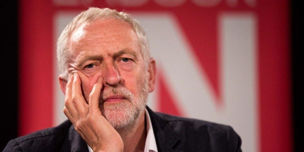 jeremy corbyn sad
