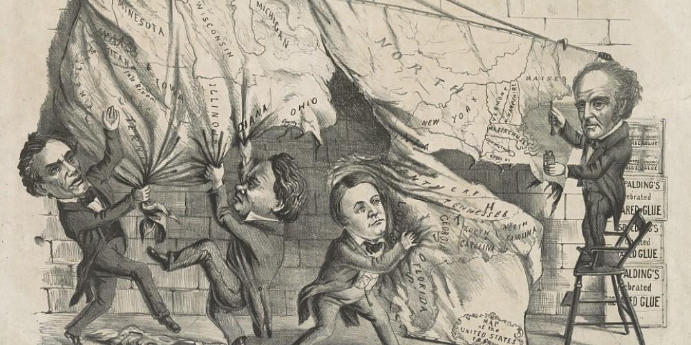 secession cartoon