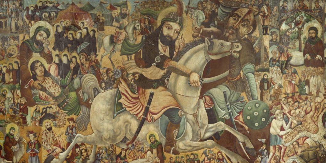 Battle_of_Karbala Abbas_Al-Musavi