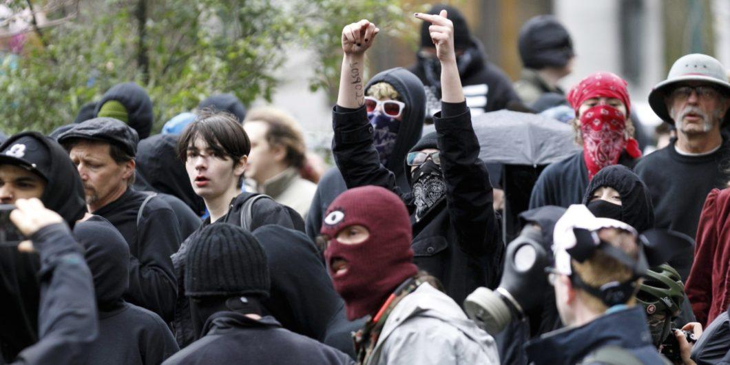 DSA Protest