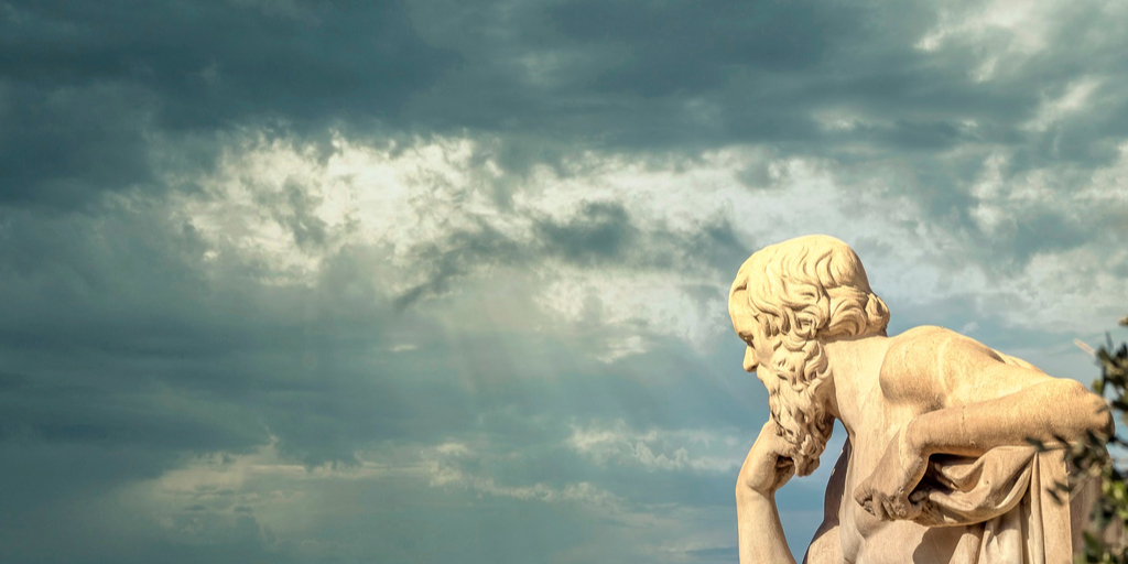 Socrates-dark sky