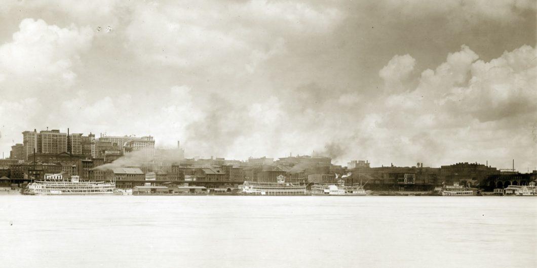 St Louis 1918