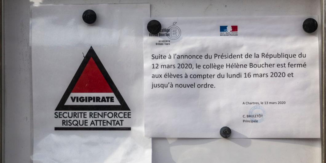 france quarantine