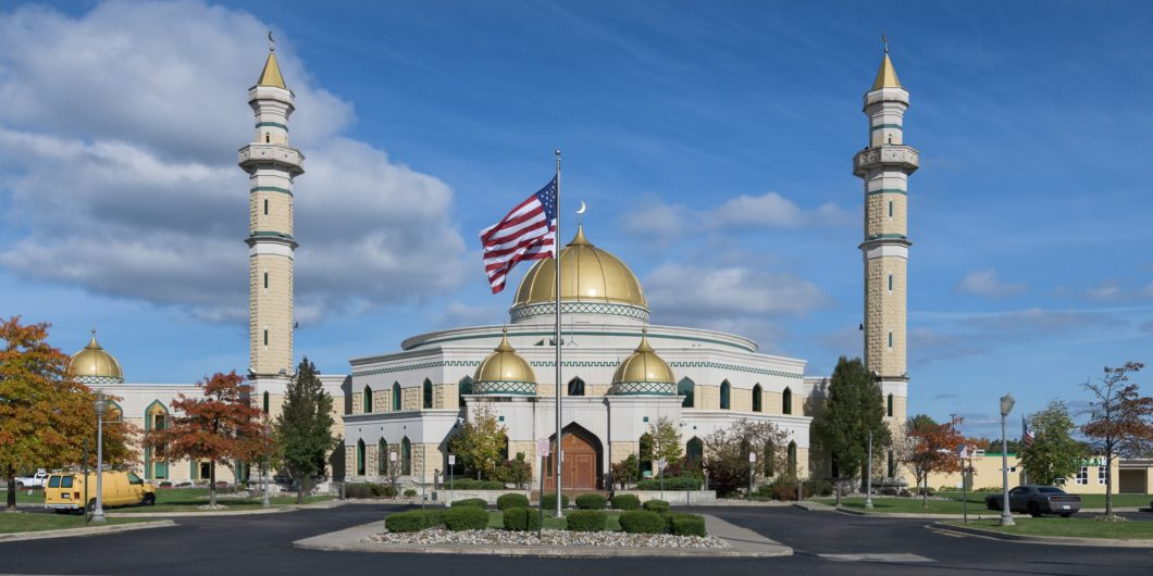 Islamic Center Dearborn MI