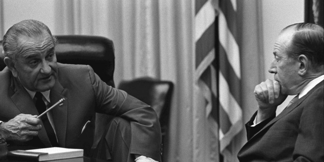 Lyndon Johnson Abe Fortas