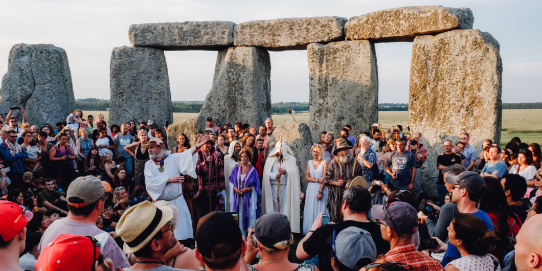 Stonehenge Wiccans