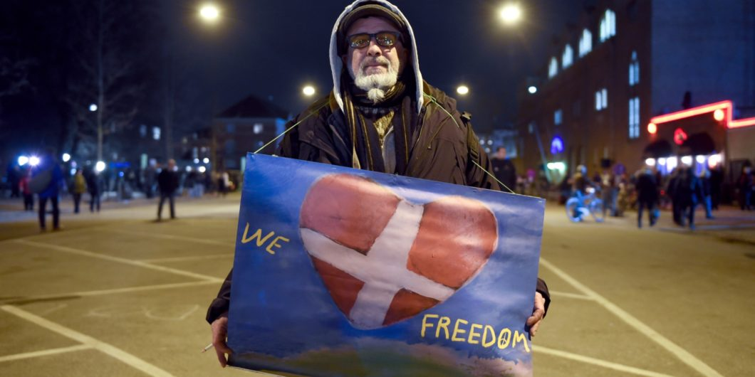Denmark Free Speech