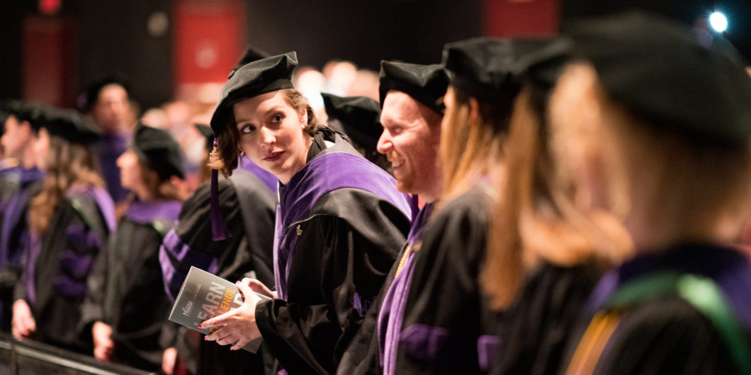 Scalia Law Graduation