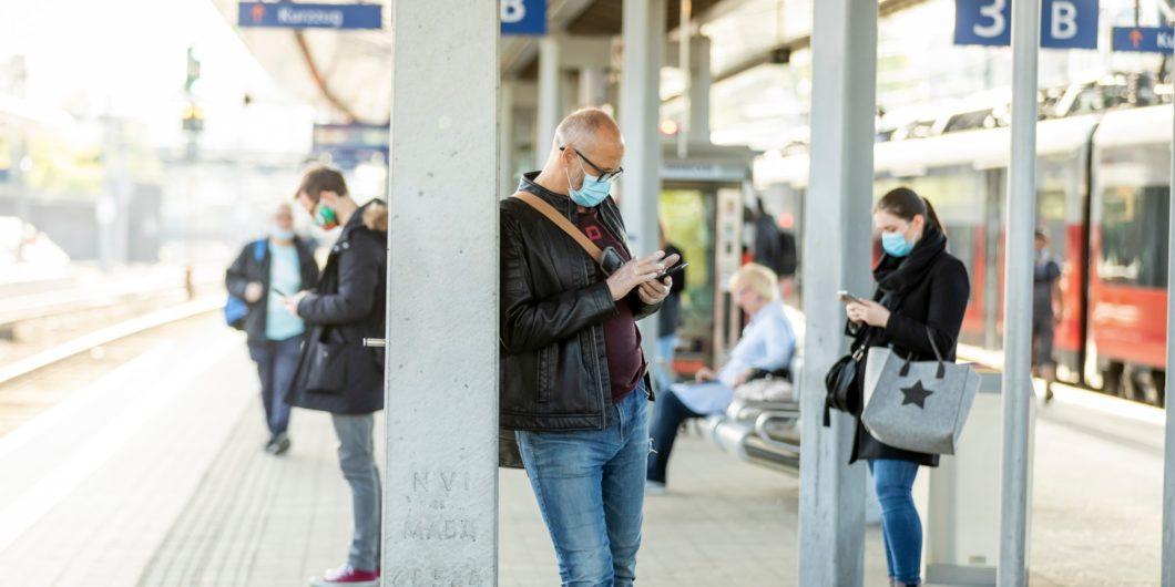 social distance phones