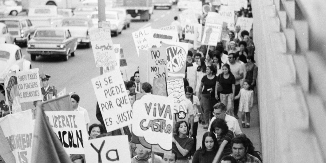 Rally at Placita Park