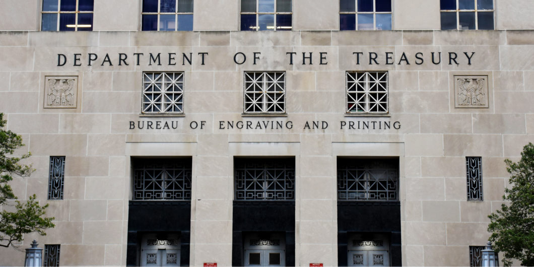 Treasury Bureau of Engraving