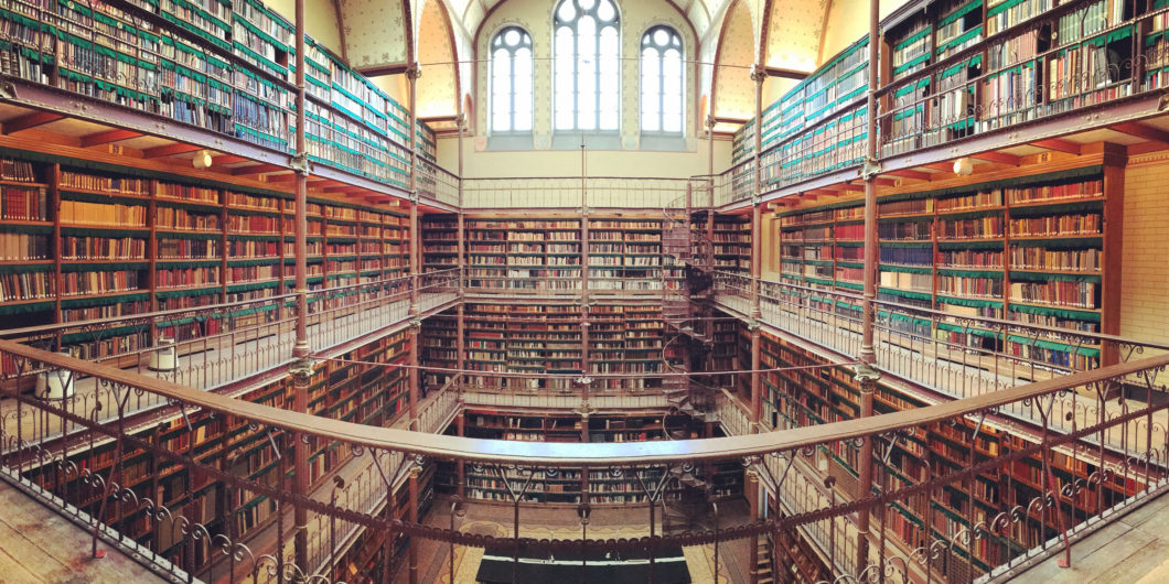 Library – Amsterdam