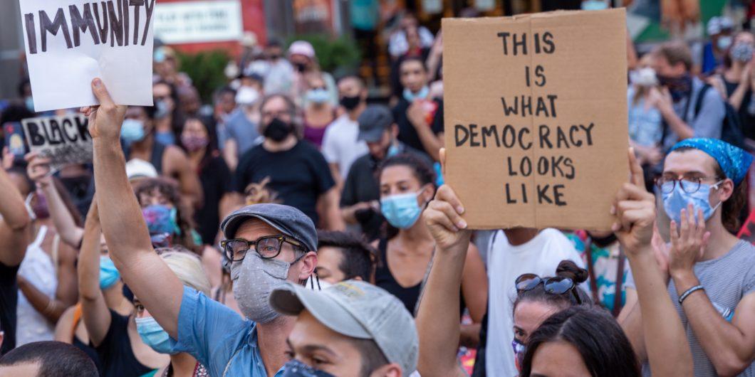 Protest Democracy