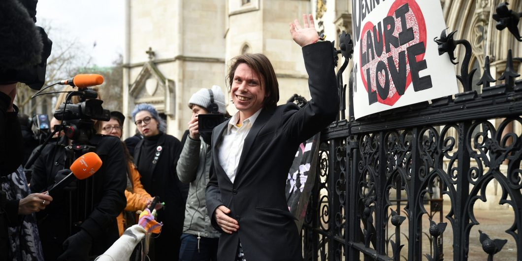 Lauri Love court case