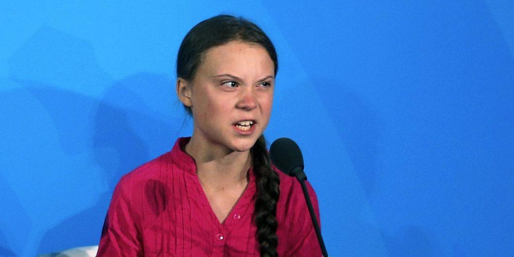 Greta Thunberg 2