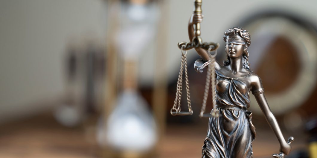 scales of justice time