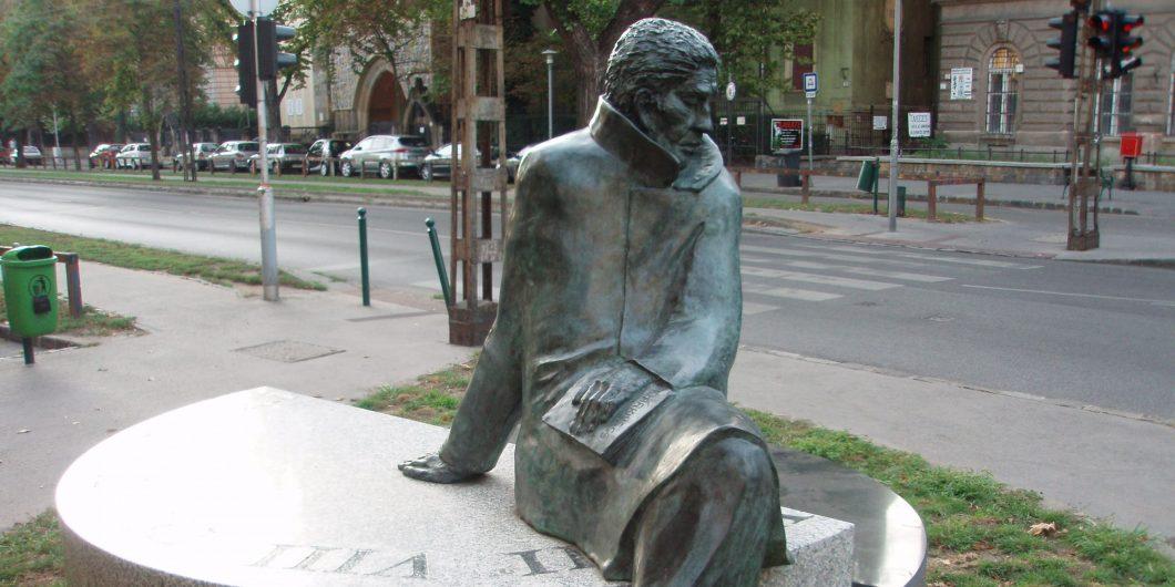 Koestler statue