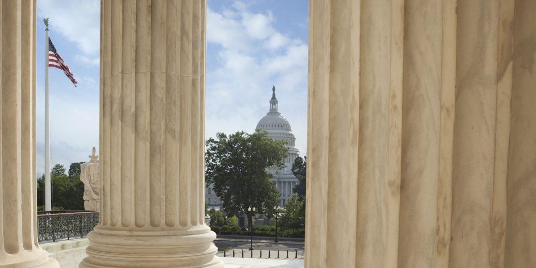 Capitol and SCOTUS
