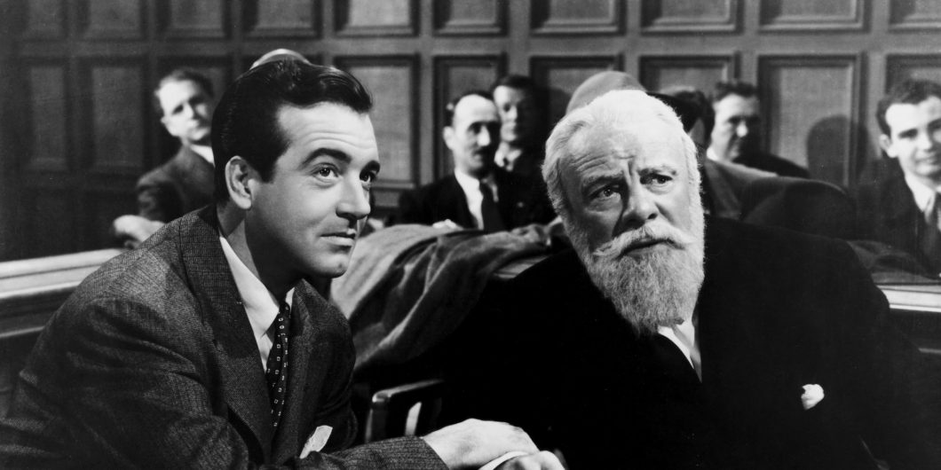 Miracle on 34th St. Trial Scene