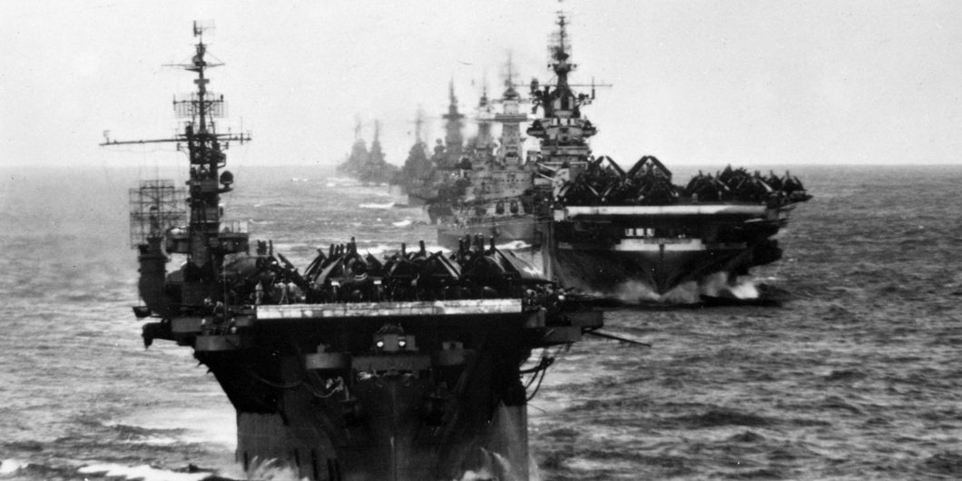 US Aircraft Carriers WWII
