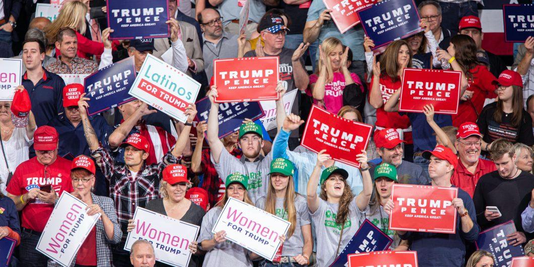 Trump rally Phoenix