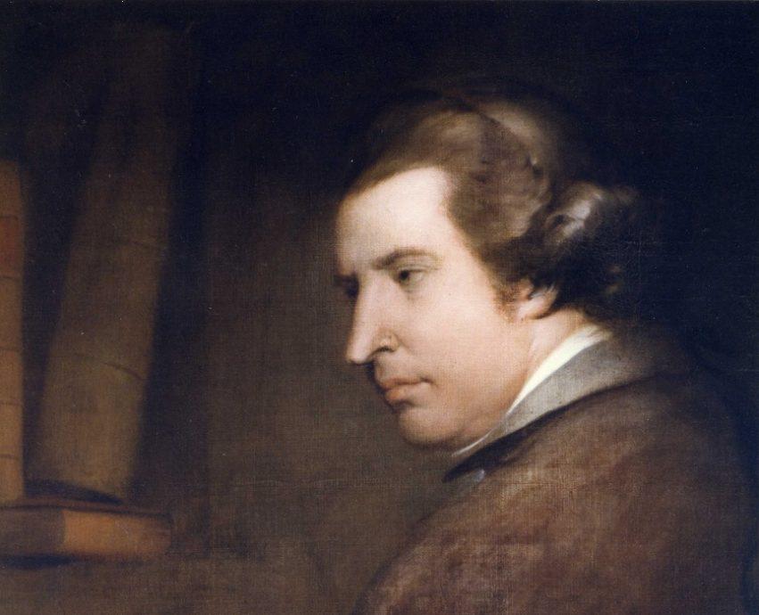 Edmund Burke by Jarry