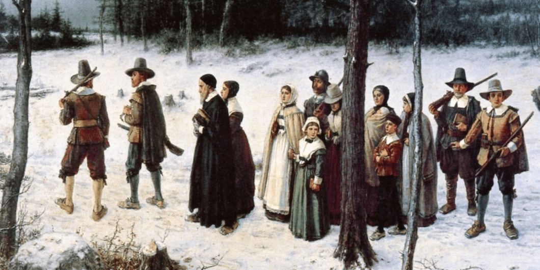 George Henry Boughton Pilgrims
