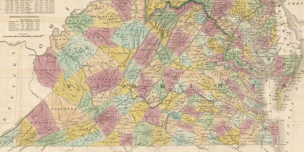 Virginia 1830s