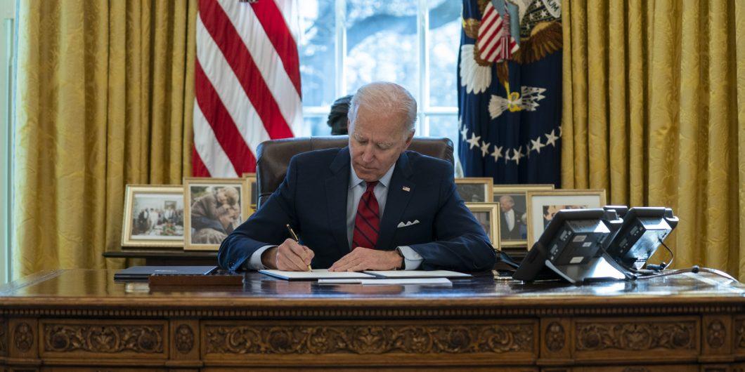 Joe Biden Executive Order